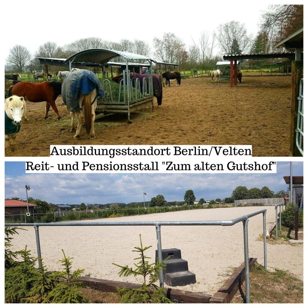 Ausbildungsstandort Velten/Berlin